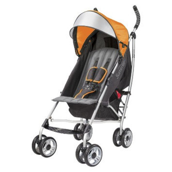 Summer Infant 3D lite Convenience Stroller - Orange