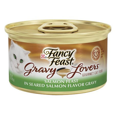 Fancy Feast Gravy Lovers Gourmet Cat Food