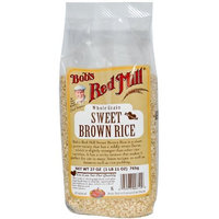 Bob's Red Mill Whole Grain Sweet Brown Rice