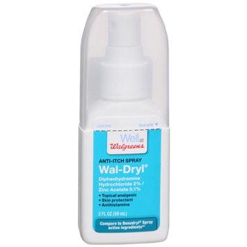 Walgreens Anti-Itch Spray