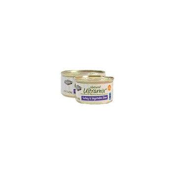 Castor & Pollux Ultramix Adult Turkey & Veggie Canine Formula for Cats, Turkey & Veggie 3 oz