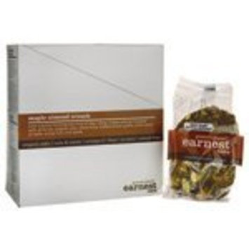 Earnest Eats Vegan Granola Planks High in Fiber, Omega-3s and Protein - Maple Almond Crunch - (Case of 6 - 3oz)