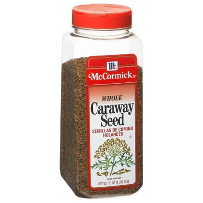 McCormick Caraway Seed, 16-Ounce Units (Pack of 2)