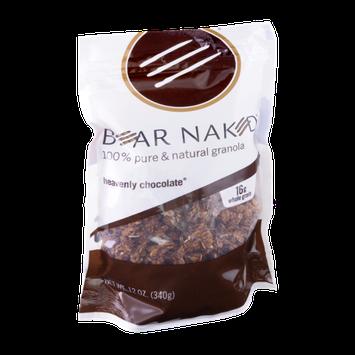 Bear Naked Heavenly Chocolate 100% Pure & Natural Granola