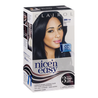 Clairol Nice 'N Easy Permanent Color 2BB/124 Natural Blue Black