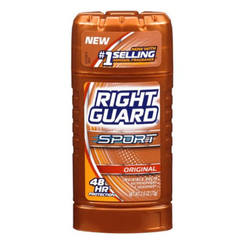 Right Guard Sport Antiperspirant & Deodorant Invisible Solid Original