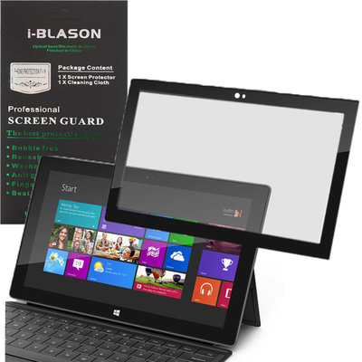 A-1 Advanced Structural Systems, Inc. HD Matte Bubble-Free Screen Protector for Microsoft Surface RT Tablet