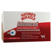 Nature's Miracle NATURE'S MIRACLETM Advanced Ultra Absorbent Large Dog Pads