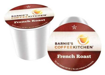 Barnie's Coffee Kitchen Single Cup (K-Cup Compatible) - French Roast - 24ct