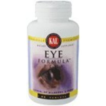 Kal Eye Formula Plus -- 60 Tablets