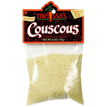 Melissa's Couscous with Lemon Seasoning Pack, 6-Ounce Bags (Pack of 12)