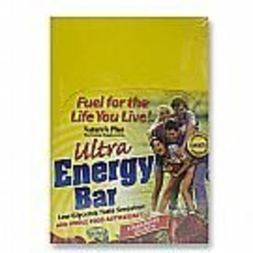 Nature's Plus Ultra Energy Bar Cookies & Cream -- 12 Bars
