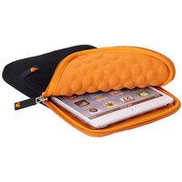 V7 Carrying Case (Sleeve) for iPad - Black, Orange