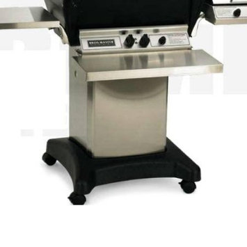 Broil-mate Broilmaster PCB1 Stainless Steel Cart-Base Molded Base with Stainless Stand and