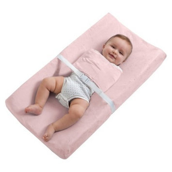 Changing Pad Cover w/ Built-in Swaddle Feature - Pink by Halo