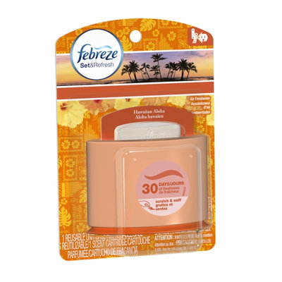 Febreze Set & Refresh Hawaiian Aloha Air Freshener (5.5 mL)