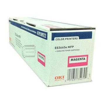 Okidata Corporation Okidata ES3640EX-1-Standard Yield Magenta Toner, 15000 Yield