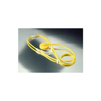 ADC Adscope 665, Disposable Stethoscope, 10/Carton, Yellow
