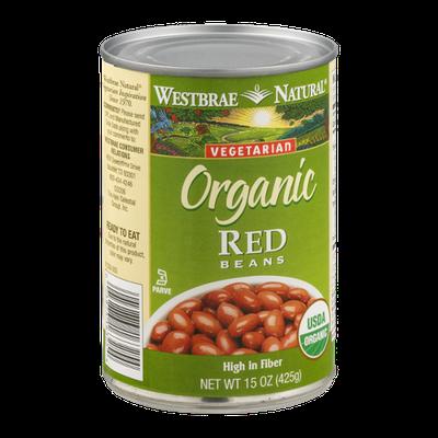Westbrae Natural Vegetarian Organic Beans Red