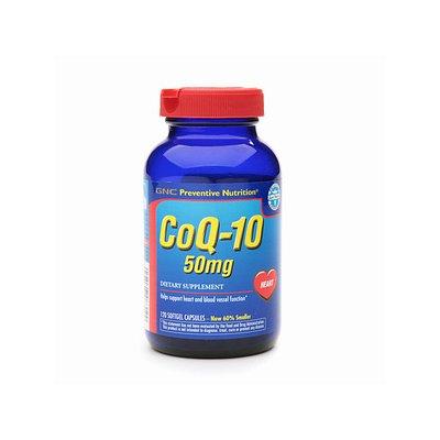 GNC Preventive Nutrition CoQ-10 50mg