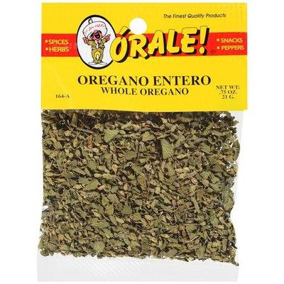 Orale Whole Oregano, .75 oz