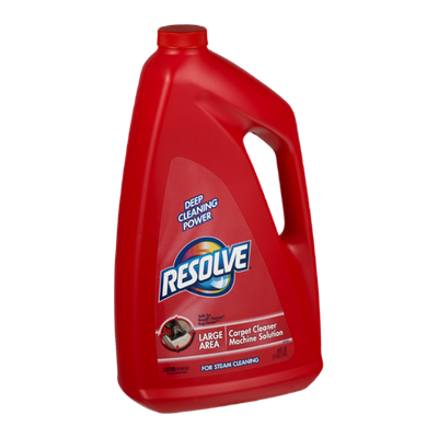 Resolve Carpet Cleaner Machine Solution Large Area