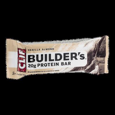 Clif Builder's 20g Protein Bar Vanilla Almond