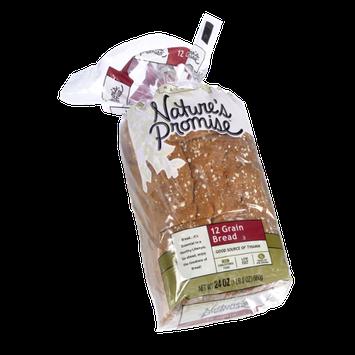 Nature's Promise Naturals Bread 12 Grain