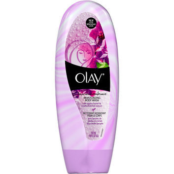 Olay 2-in-1 Essential Oils Ribbons Jojoba Extract + Luscious Orchid Moisturizing Body Wash