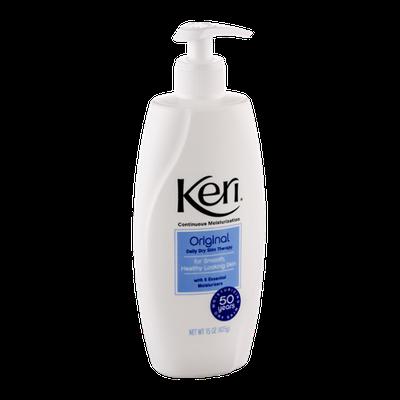 Keri Original Daily Dry Skin Therapy Lotion