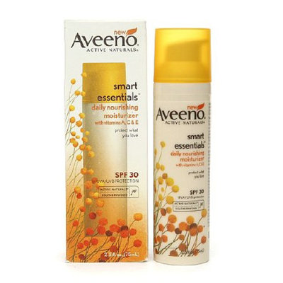 Aveeno Active Naturals Smart Essentials Daily Nourishing Moisturizer SPF 30