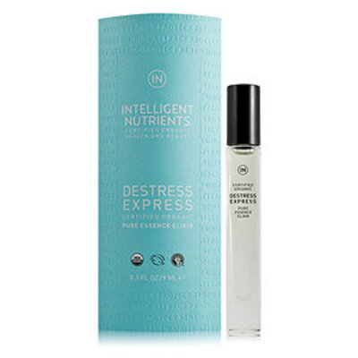 Intelligent Nutrients Destress Express Pure Essence Elixir (accupressure ball)