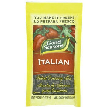 Good Seasons Italian Dressing Mix Large Restaurant Pack 7.6 Ounces (Pack of 3)
