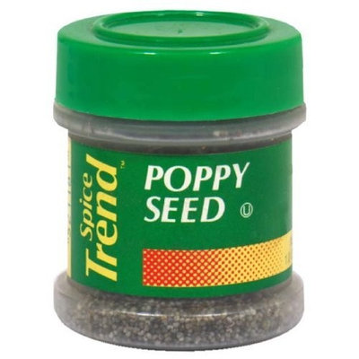 Spice Trend Poppy Seed, 1-Ounce (Pack of 6)