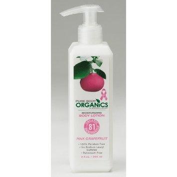 Pure Organics Pink Grapefruit Body Lotion