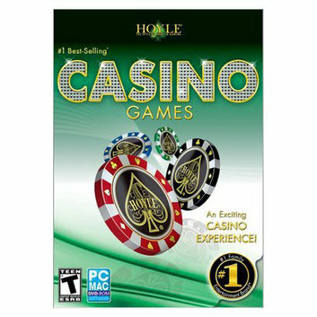 Encore Hoyle Casino Games [2011] (PC Games)