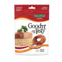 Salix Llc Good N Tasty Chunky Jerky Chips Dog Treat
