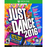 Ubisoft Just Dance 2016 (Xbox One) - Pre-Owned
