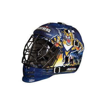 Franklin Sports NHL Florida Panthers Mini Goalie Mask