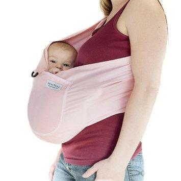 Karma Baby Organic Cotton Twill Baby Sling - Pink M
