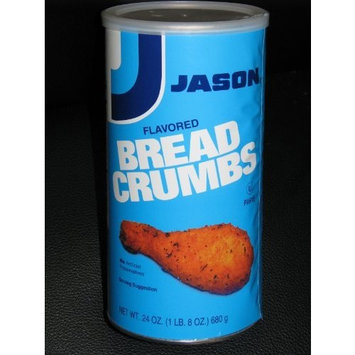 JĀSÖN Jason, Kosher, Flavored Bread Crumbs (24 Oz.)