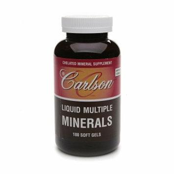 Carlson Liquid Multiple Minerals