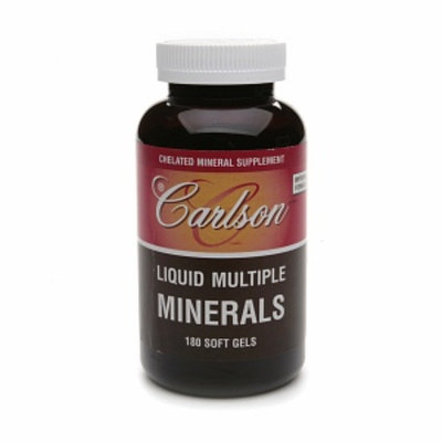 Carlson Liquid Multiple Minerals