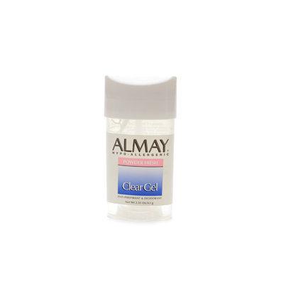 Almay Clear Gel Antiperspirant & Deodorant Clear Gel