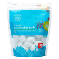 The Honest Co. Auto Dishwasher Detergent Packs Free & Clear