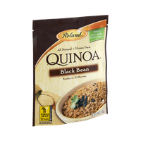 Roland All Natural Gluten Free Black Bean Quinoa