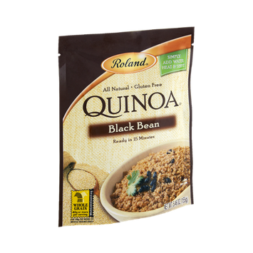 Roland All Natural Gluten Free Black Bean Quinoa