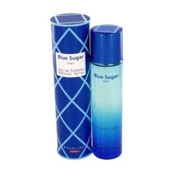 Blue Sugar by Aquolina For Men. Eau De Toilette Spray 1.7-Ounces