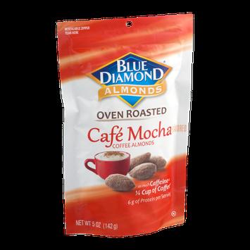 Slide: Blue Diamond® Almonds Oven Roasted Cafe Mocha Coffee Almonds