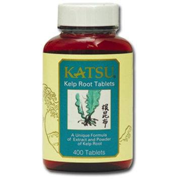 Kenshin 21000 KATSU-Kelp Root Tablets 400 Tabs-330mg - Case of 12